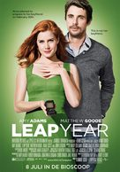 Leap Year - Dutch Movie Poster (xs thumbnail)