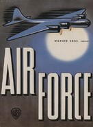 Air Force - French Movie Poster (xs thumbnail)