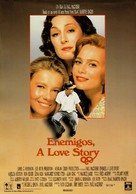 Enemies: A Love Story - Spanish Movie Poster (xs thumbnail)