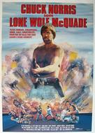 Lone Wolf McQuade - Swedish Movie Poster (xs thumbnail)