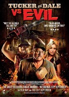 Tucker and Dale vs Evil - British Video release poster (xs thumbnail)