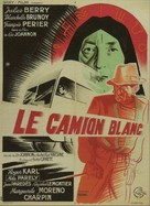 Le camion blanc - French Movie Poster (xs thumbnail)