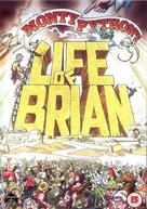 Life Of Brian - British DVD movie cover (xs thumbnail)
