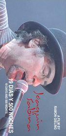 Joaquín Sabina - 19 días y 500 noches - Dutch Movie Poster (xs thumbnail)