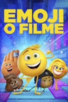 The Emoji Movie - Portuguese Movie Cover (xs thumbnail)