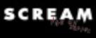 """Scream"" - Logo (xs thumbnail)"