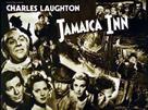 Jamaica Inn - British Movie Poster (xs thumbnail)