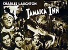 Jamaica Inn - British Movie Poster (xs thumbnail)