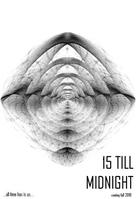 15 Till Midnight - Movie Poster (xs thumbnail)