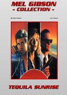Tequila Sunrise - DVD movie cover (xs thumbnail)