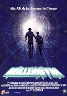 Millennium - Spanish Movie Poster (xs thumbnail)