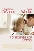Revolutionary Road - Brazilian Movie Poster (xs thumbnail)