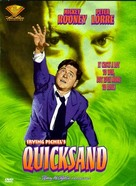 Quicksand - DVD cover (xs thumbnail)