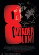 8th Wonderland - German Movie Poster (xs thumbnail)
