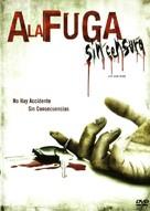 Hit and Run - Spanish DVD cover (xs thumbnail)