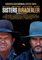 The Sisters Brothers - Turkish Movie Poster (xs thumbnail)