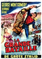 Battle of Rogue River - Belgian Movie Poster (xs thumbnail)