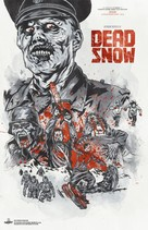Død snø - Homage poster (xs thumbnail)