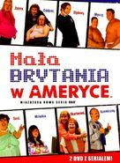 """Little Britain USA"" - Polish DVD movie cover (xs thumbnail)"