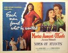 Siren of Atlantis - Movie Poster (xs thumbnail)