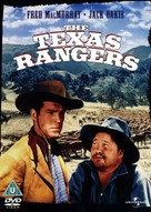 The Texas Rangers - British Movie Cover (xs thumbnail)