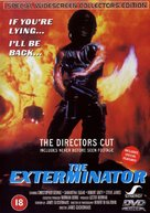The Exterminator - Movie Cover (xs thumbnail)