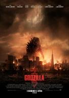 Godzilla - Czech Movie Poster (xs thumbnail)