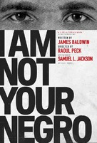 I Am Not Your Negro - Movie Poster (xs thumbnail)
