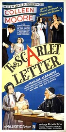 The Scarlet Letter - Theatrical poster (xs thumbnail)