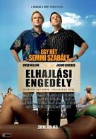 Hall Pass - Hungarian Movie Poster (xs thumbnail)