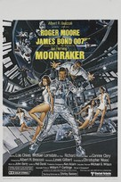 Moonraker - Belgian Movie Poster (xs thumbnail)