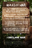 I Declare War - Movie Poster (xs thumbnail)
