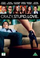 Crazy, Stupid, Love. - Danish DVD movie cover (xs thumbnail)