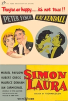 Simon and Laura - Movie Poster (xs thumbnail)