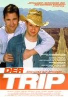 The Trip - German Movie Poster (xs thumbnail)