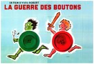 La guerre des boutons - French Movie Poster (xs thumbnail)