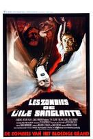 The Island - Belgian Movie Poster (xs thumbnail)
