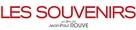 Les souvenirs - French Logo (xs thumbnail)