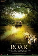 ROAR: Tigers of the Sundarbans - Indian Movie Poster (xs thumbnail)