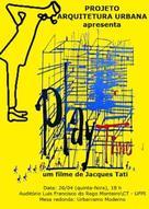 Play Time - Brazilian Movie Poster (xs thumbnail)