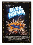 The Blue Iguana - Spanish Movie Poster (xs thumbnail)
