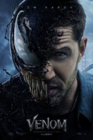 Venom - Argentinian Movie Poster (xs thumbnail)