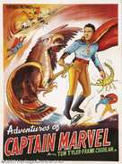 Adventures of Captain Marvel - Movie Poster (xs thumbnail)