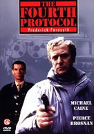 The Fourth Protocol - Dutch DVD cover (xs thumbnail)
