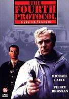 The Fourth Protocol - Dutch DVD movie cover (xs thumbnail)