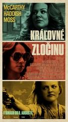 The Kitchen - Slovak Movie Poster (xs thumbnail)