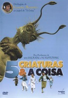 Five Children and It - Brazilian DVD cover (xs thumbnail)