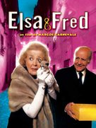 Elsa y Fred - DVD cover (xs thumbnail)