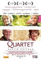 Quartet - Australian Movie Poster (xs thumbnail)