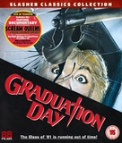 Graduation Day - British Movie Cover (xs thumbnail)